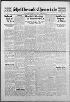 Shellbrook Chronicle February 28, 1914
