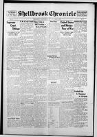Shellbrook Chronicle April 25, 1914