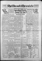Shellbrook Chronicle August 1, 1914