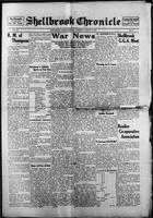 Shellbrook Chronicle August 15, 1914