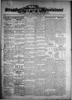 The Strassburg Mountaineer June 25, 1914