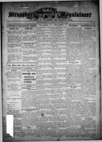 The Strassburg Mountaineer October 1, 1914