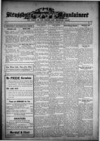 The Strassburg Mountaineer October 29, 1914