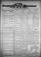 The Strassburg Mountaineer November 19, 1914