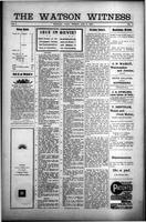 The Watson Witness January 2, 1914