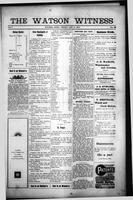 The Watson Witness Janaury 9, 1914