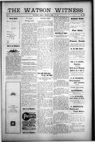 The Watson Witness February 7, 1914 [March 7, 1914]