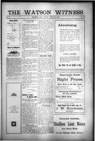 The Watson Witness April 24, 1914