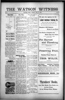 The Watson Witness August 21, 1914