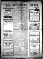 The Wolseley News January 21, 1914