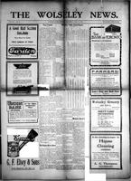 The Wolseley News April 15, 1914