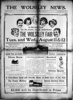 The Wolseley News August 5, 1914