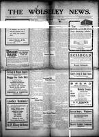 The Wolseley News August 26, 1914