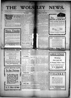 The Wolseley News December 30, 1914