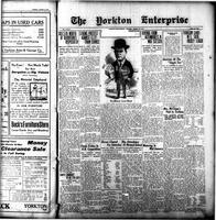 The Yorkton Enterprise January 15, 1914