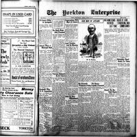 The Yorkton Enterprise January 22, 1914