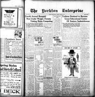 The Yorkton Enterprise February 26, 1914