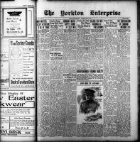 The Yorkton Enterprise April 9, 1914