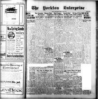 The Yorkton Enterprise April 23, 1914