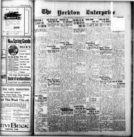 The Yorkton Enterprise April 30, 1914