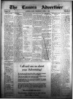 The Canora Advertiser April 1, 1915