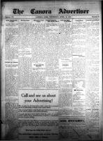 The Canora Advertiser April 22, 1915