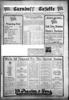 Carnduff Gazette August 26, 1915