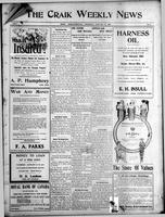The Craik Weekly News January 21, 1915