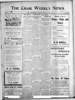 The Craik Weekly News January 28, 1915
