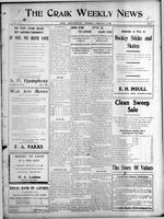 The Craik Weekly News February 4, 1915