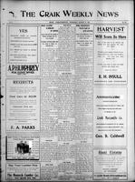 The Craik Weekly News August 5, 1915