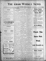 The Craik Weekly News August 12, 1915
