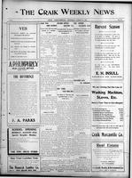 The Craik Weekly News August 19, 1915