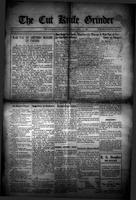 The Cut Knife Grinder April 8, 1915