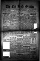 The Cut Knife Grinder April 22, 1915