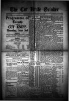 The Cut Knife Grinder June 3, 1915