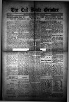 The Cut Knife Grinder June 17, 1915