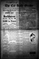 The Cut Knife Grinder June 24, 1915