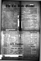 The Cut Knife Grinder July 8, 1915