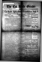 The Cut Knife Grinder July 15, 1915