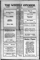 The Weekly Courier April 6, 1915