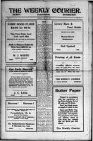The Weekly Courier April 13, 1915