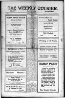 The Weekly Courier April 27, 1915