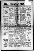 The Weekly Courier Deecmber 30, 1915