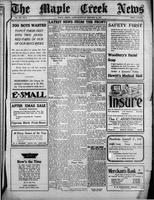 The Maple Creek News January 14, 1915