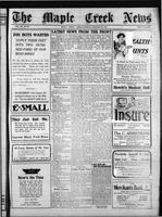 The Maple Creek News January 28, 1915