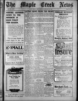 The Maple Creek News February 25, 1915