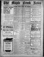 The Maple Creek News March 4, 1915