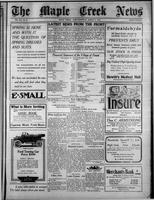 The Maple Creek News March 11, 1915