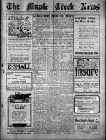 The Maple Creek News April 1, 1915